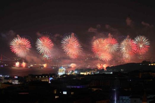 Cumhuriyet Bayramı Üsküdar