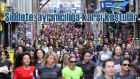 Güçlü Kadınlar Kadıköy'de koştu