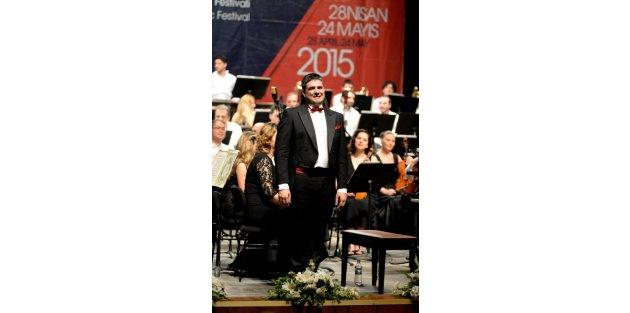 14'üncü Mersin Uluslararası Müzik Festivali, muhteşem bir konserle son buldu