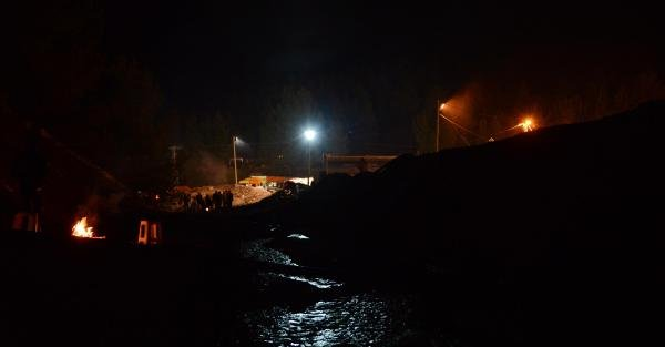18 İşçinin Mahsur Kaldığı Maden Faciasında 5'inci Gün (4)