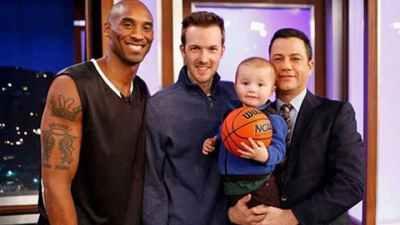 2 yaşındaki basketçi Kobe ile berabere kaldı