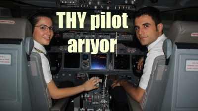 Pilot maaşları ne kadar, THY'de pilot olmanın şartları,