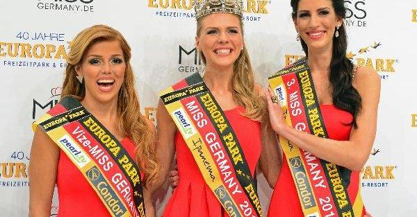2015 Almanya Güzellik Kraliçesi belli oldu