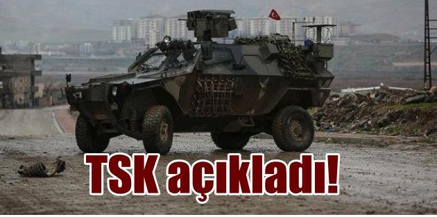 Genelkurmay açıkladı, 3 ilde 476 PKK'lı öldürüldü