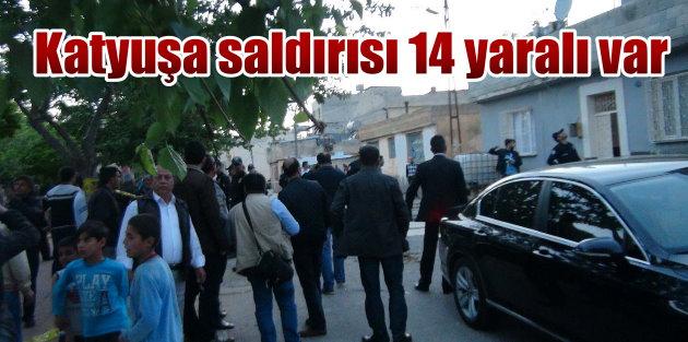 Kilis'e Katyuşa roketli saldırı, ölü sayısı 2'ye çıktı