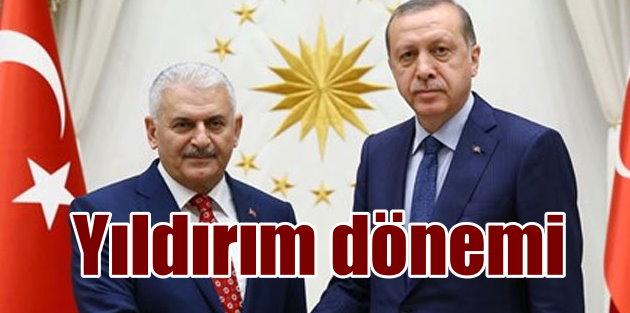 Ankara#039;da Yıldırım dönemi; Başbakan Binali Yıldırım