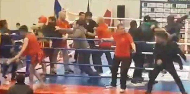 Azeri Kung Fu'culardan, Ermeni rakiplerine meydan dayağı