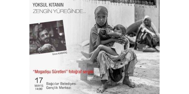 Emre Karataş'ın objektifinden Yoksul kıtanın,  zengin yüreğinde Mogadişu suretleri