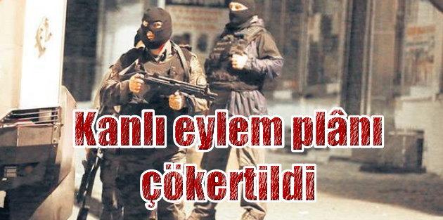 Son dakika haberi; Mersin'de PKK bombacısı yakalandı