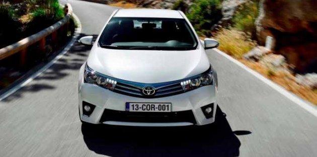 Toyota'da fırsat kampanyası: 6 bin TL indirim var