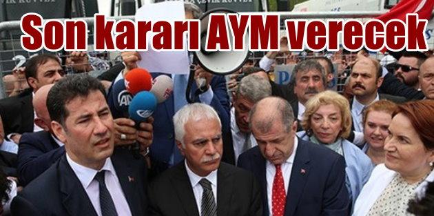 Yargıtay topu Anayasa Mahkemesi'ne attı; MHP için son söz AYM'de