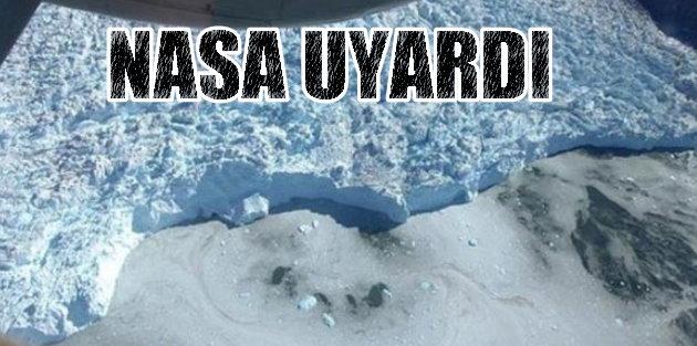 NASA'dan korkutan uyarı; Kutuplar en sıcak mevsimi yaşıyor