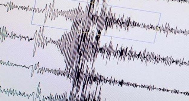 Akdeniz'de peş peşe 7 deprem
