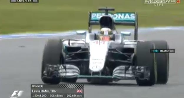 Almanya Grand Prix'ini kim kazandı, 31 Temmuz 2016