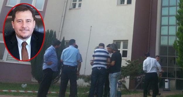 Aydın'da Yüksekokul Müdürü Yar. Doç. Dr. Emin Kömürcüler intihar etti
