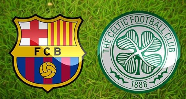 Barcelona Celtic maçı kaç kaç bitti maç skoru sonucu