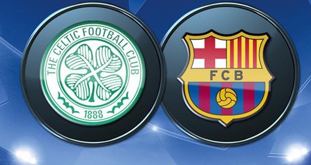 Barcelona Celtic maçı ne zaman saat kaçta hangi kanal canlı yayınlıyor?