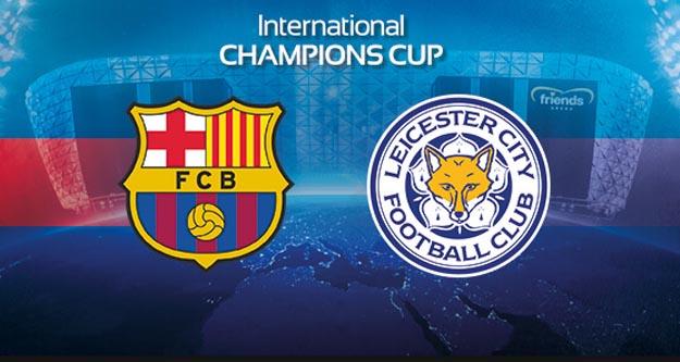 Barcelona Leicester City maçı ne zaman saat kaçta hangi kanal canlı yayınlıyor?