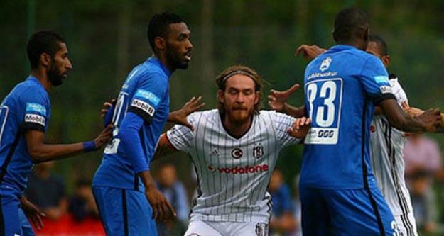 Beşiktaş Al Hilal maçı kaç kaç bitti maç skoru sonucu