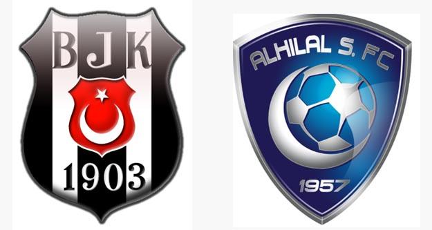 Beşiktaş Al Hilal maçı ne zaman saat kaçta hangi kanal canlı yayınlanıyor?