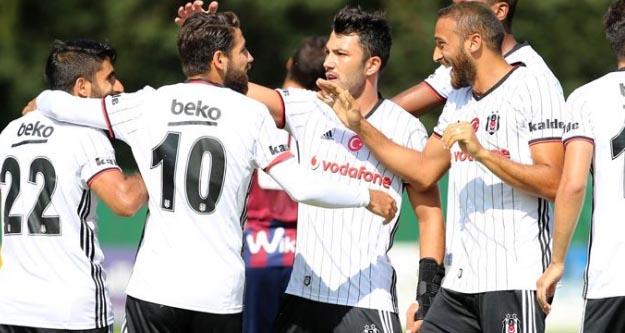 Beşiktaş - Eibar maçı kaç kaç bitti maç skoru sonucu