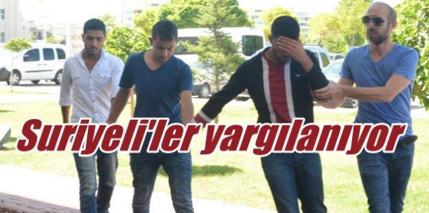 Beyşehir'de Suriyeli gerginliği: 16 kişi yargı önünde
