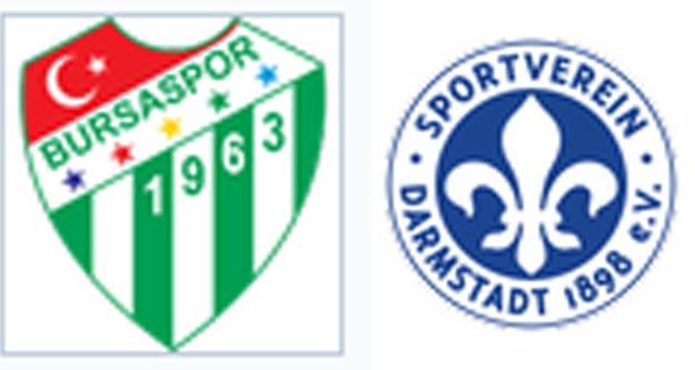 Bursaspor Darmstadt maçı ne zaman saat kaçta hangi kanal canlı yayınlıyor?