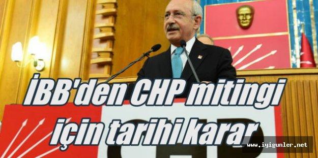 CHP Taksim mitingi: Ulaşım tamamen ücretsiz olacak