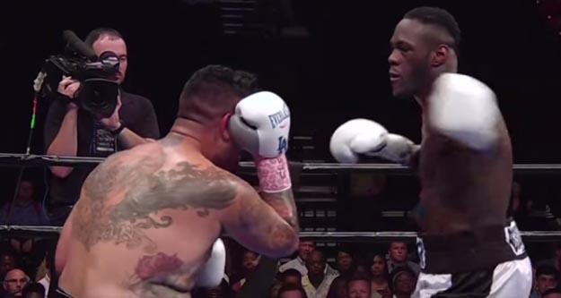 Deontay Wilder Chris Arreola boks maçı ne zaman saat kaçta hangi kanal canlı yayınlıyor?
