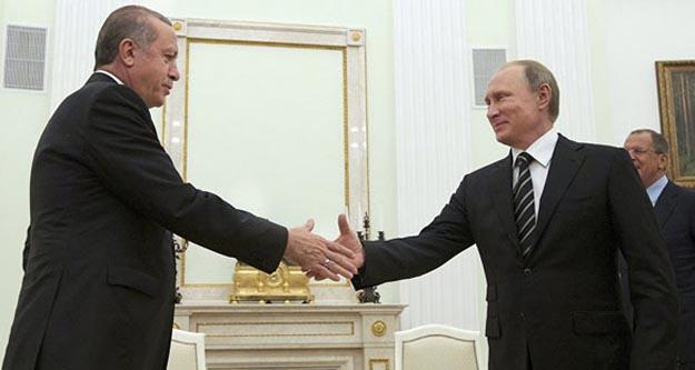 Erdoğan 9 Ağustos'ta Rusya'da