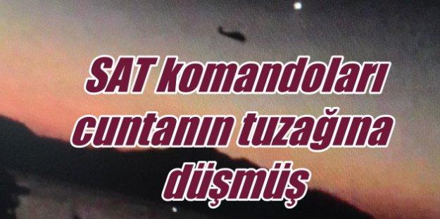 Erdoğan'ın oteline baskın: SAT komandolarına PKK operasyonu var demişler