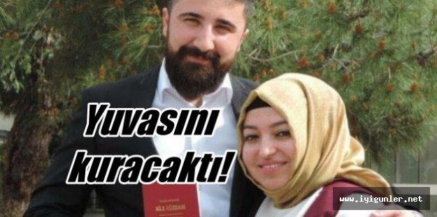 Ergani'de şehit düşen polisin 20 gün sonra düğünü olacaktı