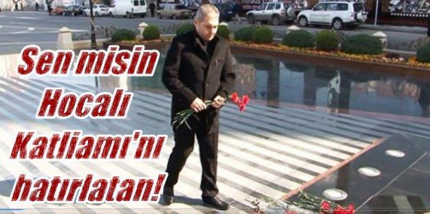 Ermeni insan hakları savunucusu ülkesinden kovuldu: Hocalı'da soykırım var dedi