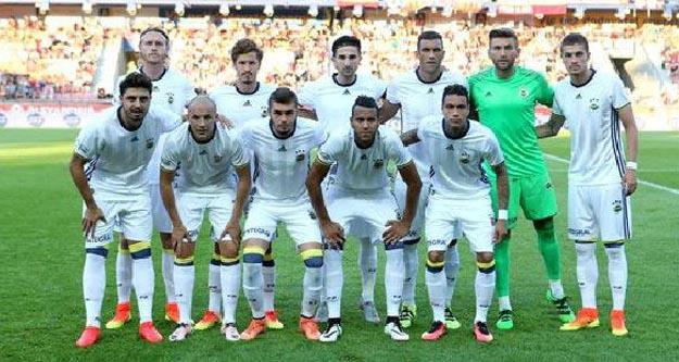 Fenerbahçe Sparta Prag maçı geniş özet izle