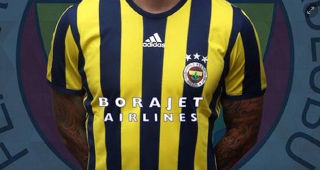 Fenerbahçe'yi bu yıl Borajet Havayolları uçuracak