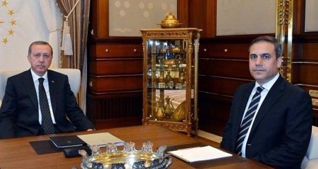 Flaş! Erdoğan ile Hakan Fidan görüşüyor