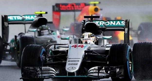 Formula 1 Almanya Grand Prix canlı izle