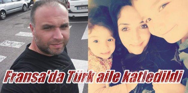 Fransa'da Türk aileye korkunç infaz: Anne ve çocukları boğularak öldürüldü
