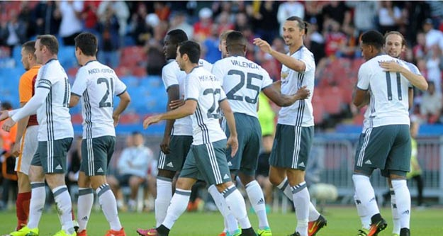 Galatasaray Manchester United maçı kaç kaç bitti maç skoru sonucu