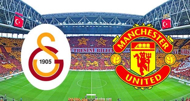 Galatasaray Manchester United maçını şifresiz yayınlayan kanalların listesi