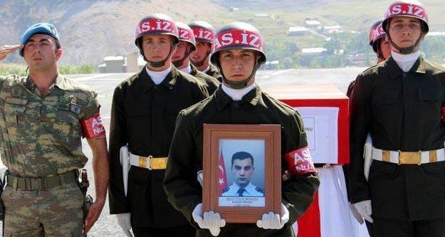 Hakkari'de şehit düşen polis memuru Hamza Irmak kimdir?