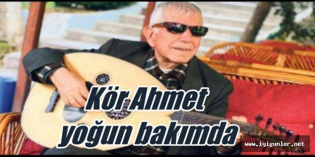Kör Ahmet öldü mü? Konyalı sanatçının sevenleri hastaneye koştu