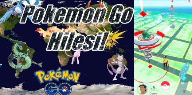 Pokemon Go hilesi; GPS ile Pokemon Go hilesi nasıl yapılır?
