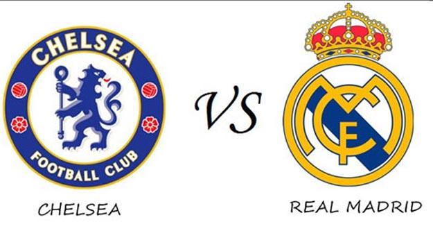 Real Madrid Chelsea maçı ne zaman saat kaçta hangi kanal canlı yayınlıyor?