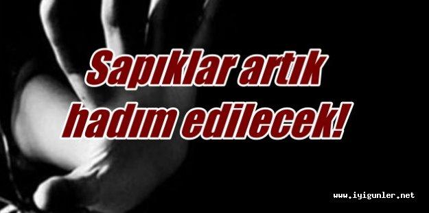 Sapıklar artık hadım edilecek: Hadım cezası Resmi Gazete'de yayınladı
