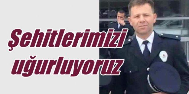 Seydişehir Şehidini uğurluyor: Muhsin Kiremitçi son yolculuğuna uğurlanıyor