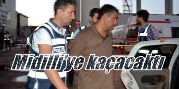 Son Dakika darbe haberi, Cuntacı askerler Midilli'ye kaçarken yakalandı