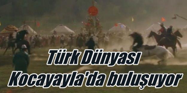 Türk Dünyası Kocayayla'da buluşuyor: Unuttuğumuz geleneklerimiz yaşatılacak