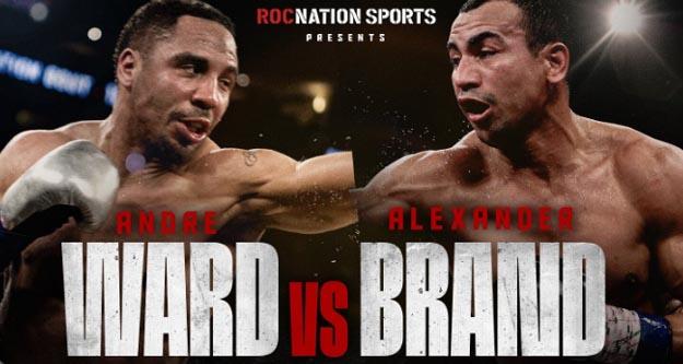 Andre Ward Alexander Brand boks maçı ne zaman saat kaçta hangi kanal canlı yayınlıyor?