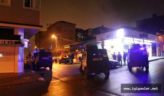Ataşehir'de silahlı maganda dehşeti: 3 yaralı var